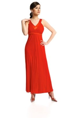 Dress FSU166 RED