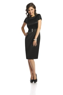 Dress FSU199 BLACK