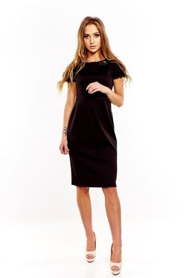 Dress FSU238 BLACK