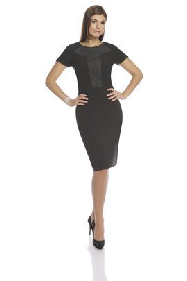 Dress FSU328 BLACK