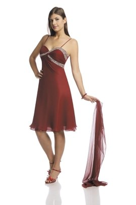 FSU705 Dress MAROON