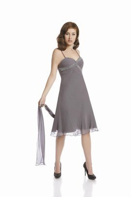 FSU705 Dress PALE GREY