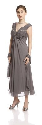 FSU709 Dress GREY
