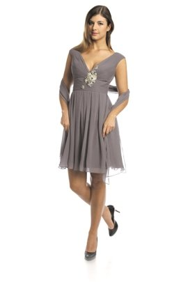 FSU710 Dress GREY