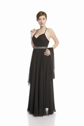 FSU714 Dress BLACK