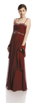 FSU718 Dress MAROON