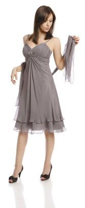 FSU721 Dress GREY