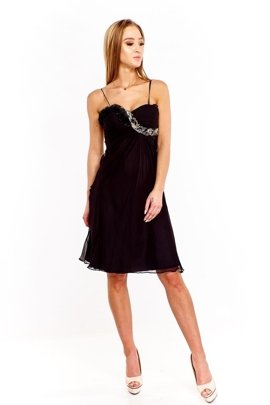FSU723 Dress BLACK