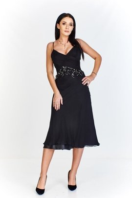 FSU724 Dress BLACK