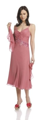 FSU724 Dress PALE PINK