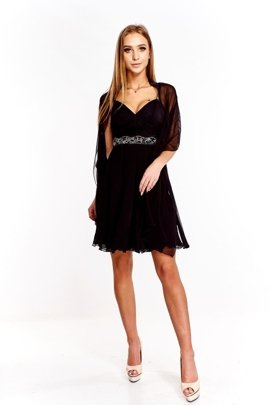FSU725 Dress BLACK