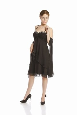 FSU727 Dress BLACK