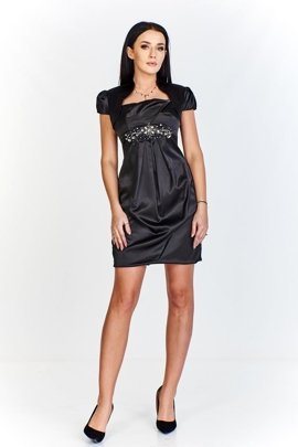 FSU737 Dress BLACK