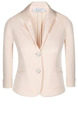 Jacket FZA353 LIGHT PEACH