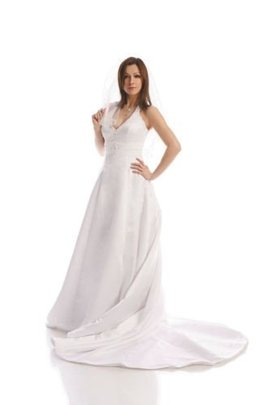 Wedding dress FSS501 WHITE