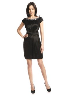 FSU707 Dress BLACK