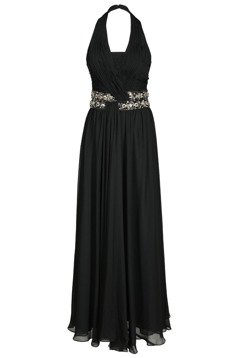 FSU708 Dress BLACK