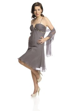 FSU711 Dress GREY