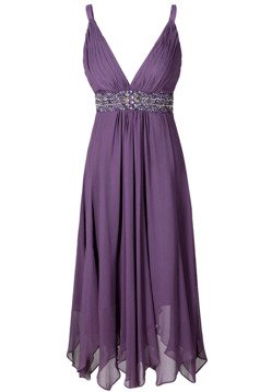 FSU712 Dress PLUM