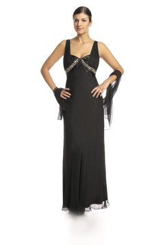 FSU717 Dress BLACK