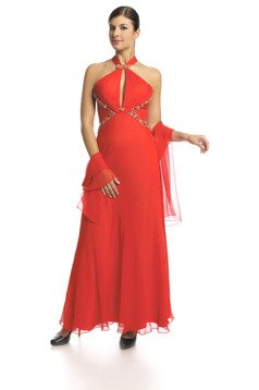 FSU720 Dress RED