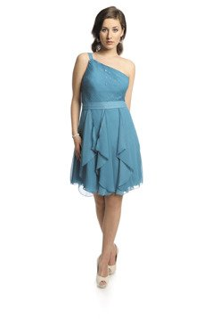 FSU739 Dress DARK TURQUISE