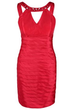 FSU740 Dress RASPBERRY CANDY