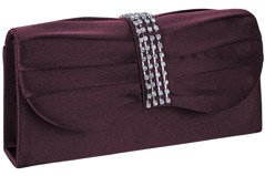 FTR145 Clutch DARK PLUM