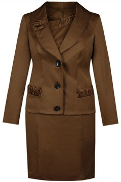 Suit FGA236 COPPERY