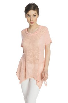 Tunic FTU391 SALMON