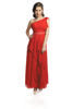 FSU738 Dress RED