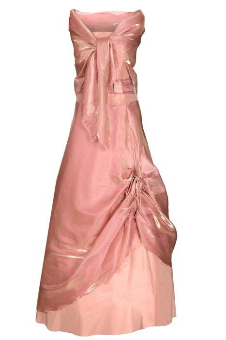 b7f1a76029 Sukienka FSU034 RÓŻOWY ŚREDNI Sukienka FSU034 RÓŻOWY ŚREDNI ...