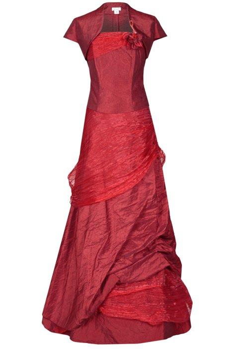 51b3afe116 Sukienka FSU061 RUBINOWY Sukienka FSU061 RUBINOWY