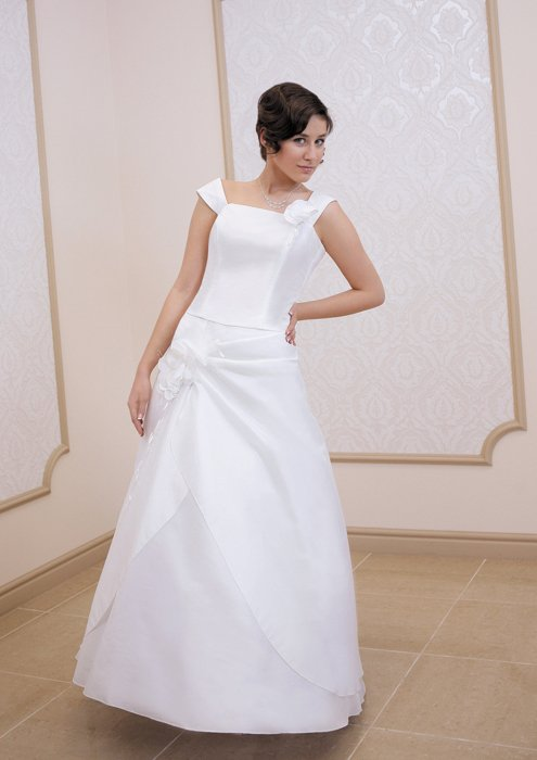 66454798 Sukienka FSU059 BIAŁY Sukienka FSU059 BIAŁY | Wedding Dress KOBIETA ...
