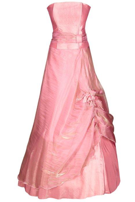 75c10f0a40 Sukienka FSU034 RÓŻOWY Sukienka FSU034 RÓŻOWY
