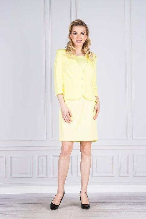 65f6b2962036a5 Elegancki komplet - spódnica i żakiet   KOBIETA \ Suits   Suknie Wizytowe    Suknie Wieczorowe   Garsonki   Fokus