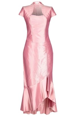 Dress FSU031 MEDIUM PINK