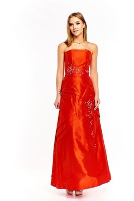 Dress FSU089 RED