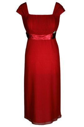 Dress FSU158 RED