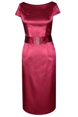 Dress FSU199 RASPBERRY