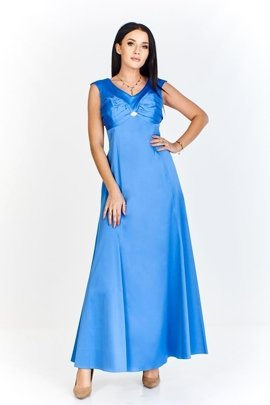 Dress FSU226 CORNFLOWER BLUE