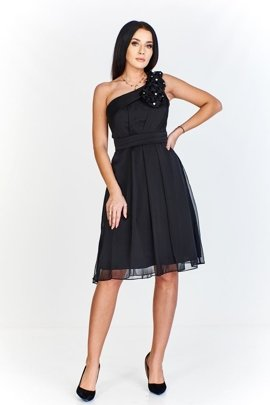 Dress FSU255 BLACK