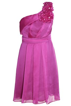 Dress FSU255 MEDIUM AMARANTH