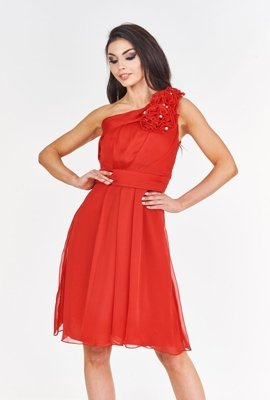 Dress FSU255 RED