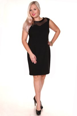 Dress FSU262 BLACK
