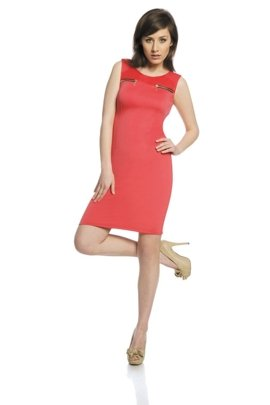 Dress FSU323 RASPBERRY