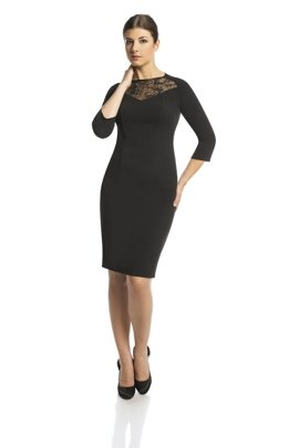 Dress FSU405 BLACK