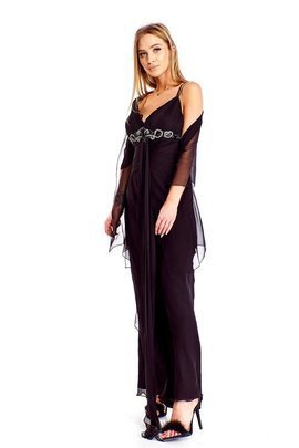 FSU701 Dress BLACK
