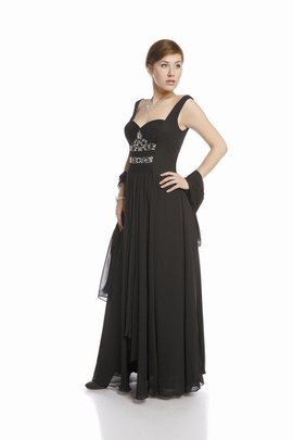 FSU702 Dress BLACK