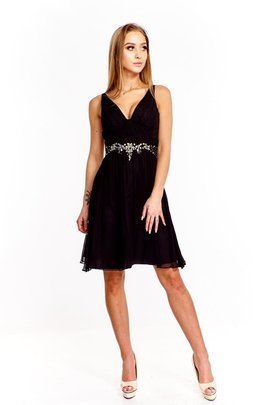 FSU704 Dress BLACK